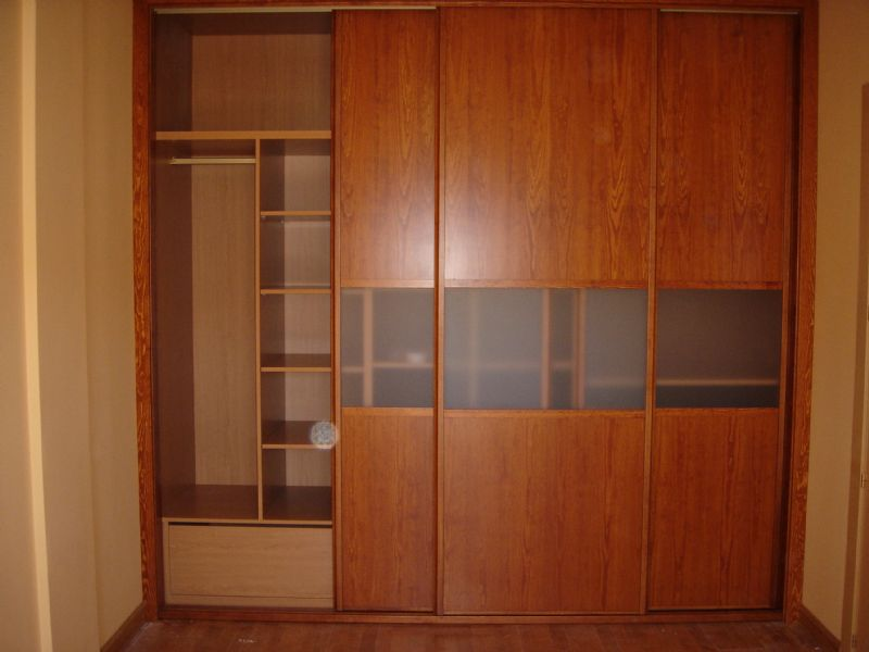Puertas y armarios empotrados en salamanca la azuela de - Armarios empotrados rusticos ...